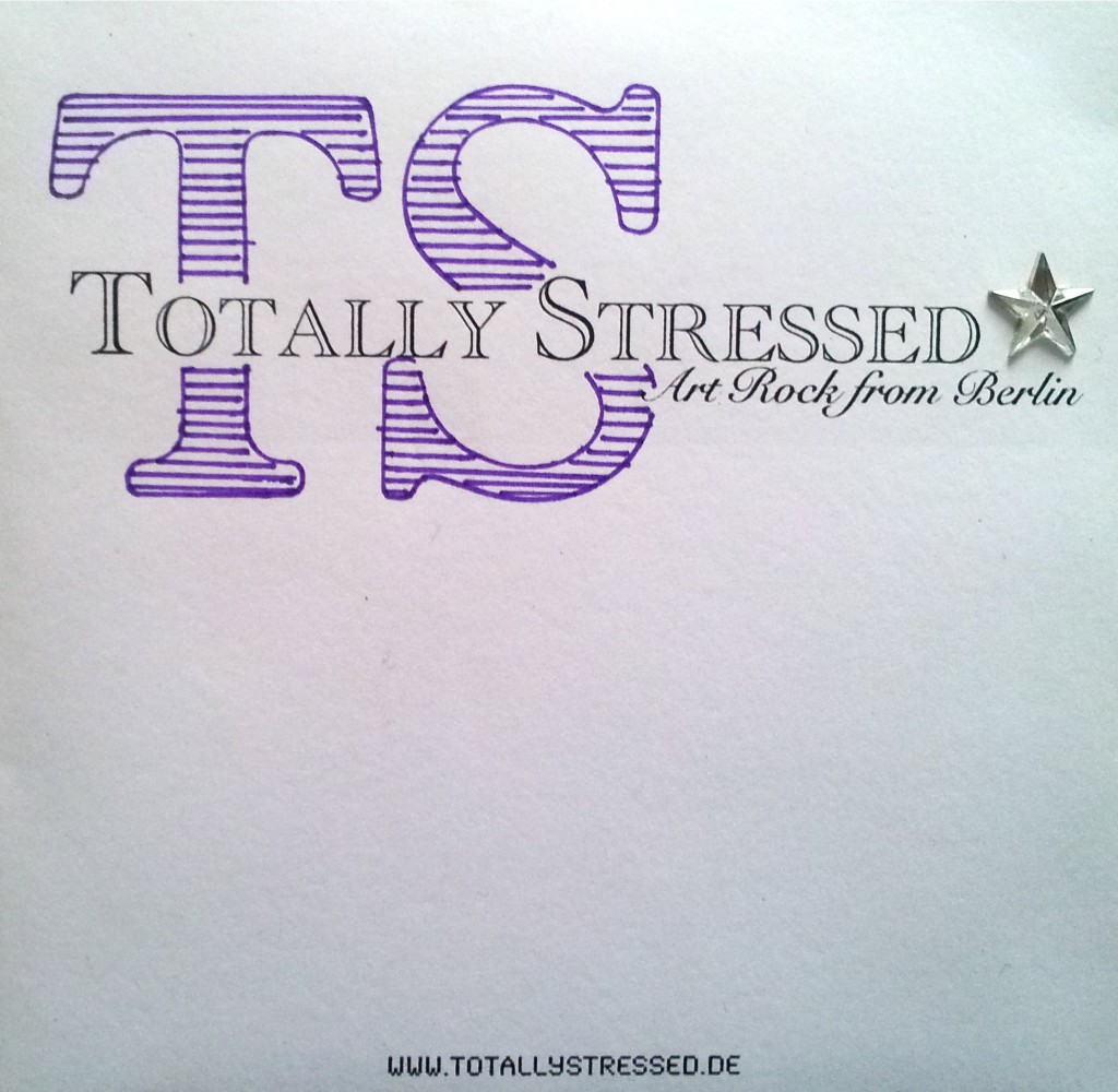 Totally Stressed CD (2012)